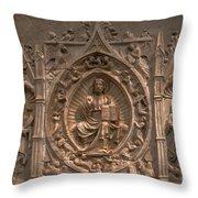 Altarpiece Throw Pillow