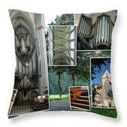 Altenberg Montage Throw Pillow