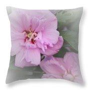 Althea Throw Pillow by Karen Beasley