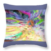 Altogether Lovely Throw Pillow