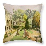 Alton Gardens Throw Pillow