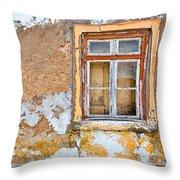 Alvor Window Throw Pillow
