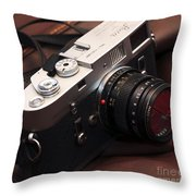 Always In Style Throw Pillow