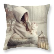 Always Loving You Throw Pillow