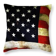 Always Proud Throw Pillow