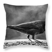 Always Room For More Throw Pillow