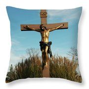Amazing Love Throw Pillow