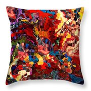 Amazing Morning By Rafi Talby   Throw Pillow