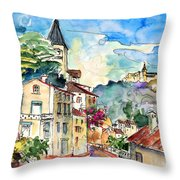 Ambialet 01 Throw Pillow