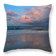 Amelia's Sunset Throw Pillow