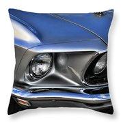 American Badass Throw Pillow by Gordon Dean II