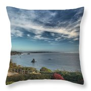 American Light Throw Pillow