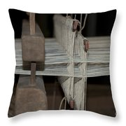 American Loom 3 Of 3 Throw Pillow