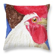 American Nugget Throw Pillow