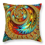 American Southwest Throw Pillow