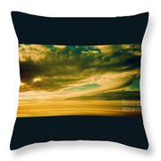 Among The Clouds I Throw Pillow