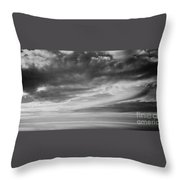 Among The Clouds II Throw Pillow