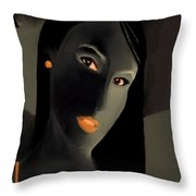 Amour Partage  Love Shared  11 Throw Pillow