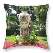 Amphora Throw Pillow