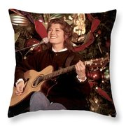 Amy Grant Throw Pillow