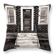 An America Home Throw Pillow