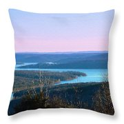 An Everyday View Throw Pillow