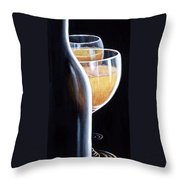 An Indecent Proposal Throw Pillow