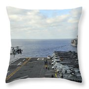An Mh-60s Sea Hawk Takes Throw Pillow