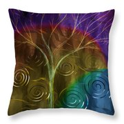 An Ordinary Miracle Throw Pillow by Sydne Archambault