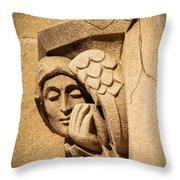 An Outside Prayer Throw Pillow