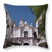 Anacapri In Summer Light Throw Pillow