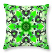Anahata Conjunction Throw Pillow
