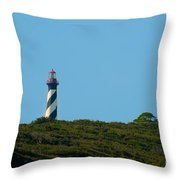 Anastasia Lighthouse Throw Pillow