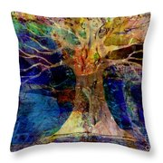 Ancestral Place  Throw Pillow