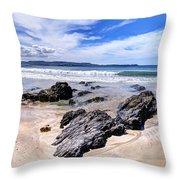 Anchor Bay New Zealand 2 Throw Pillow