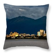 Anchorage Throw Pillow