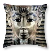Anciant History Throw Pillow