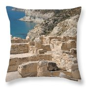 Ancient Curium 2 Throw Pillow