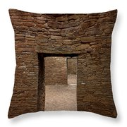 Ancient Gallery Throw Pillow