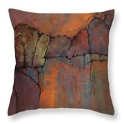 Ancient Mysteries Throw Pillow