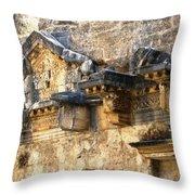 Ancient Roman Theater 6 Throw Pillow