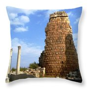 Ancient Turkey 4 Throw Pillow