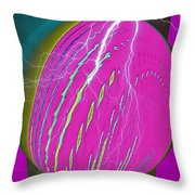 And He Called It Earth Throw Pillow