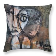 And I Knew It Was Love Throw Pillow