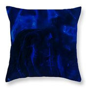 And Out In The Pouring Rain Throw Pillow