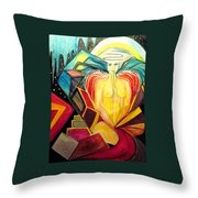 Weep For The Children Throw Pillow