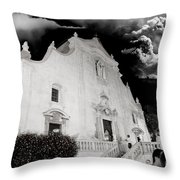 And The People Came Throw Pillow