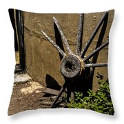 And There It Rests Throw Pillow