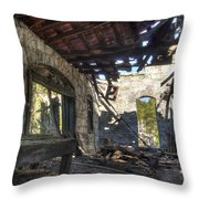 Anderson Quarry-3 Throw Pillow