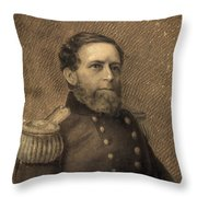 Andrew Hull Foote (1806-1863) Throw Pillow